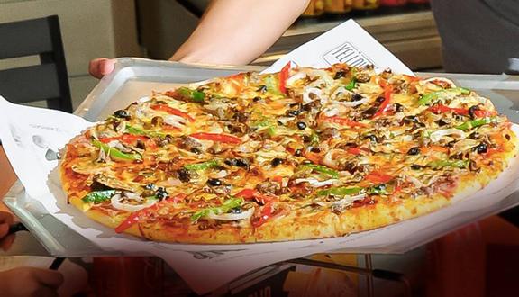 Yellow Cab Pizza - Đồng Đen