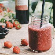 Sinh tố Wine Berry