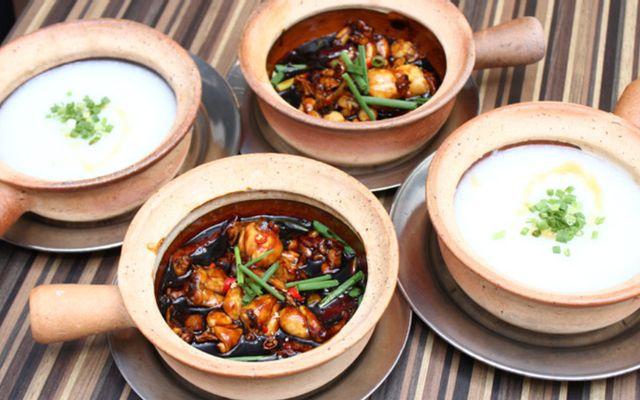 Cháo Ếch Senta - Trần Cao Vân