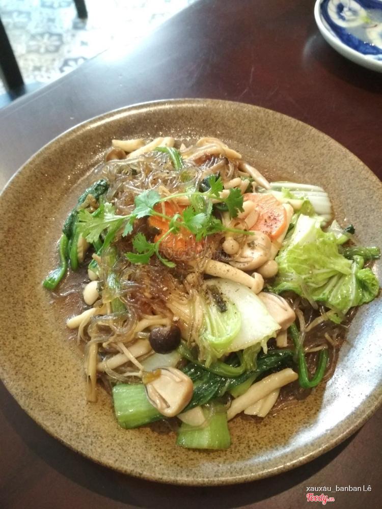 Senta Vegetarian ở Khánh Hoà