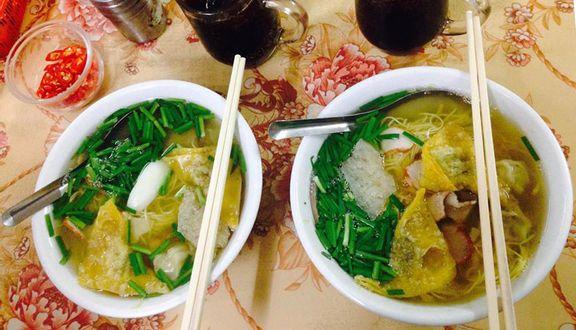 Bánh Bao, Sủi Cảo & Mì Vằn Thắn - Tống Duy Tân