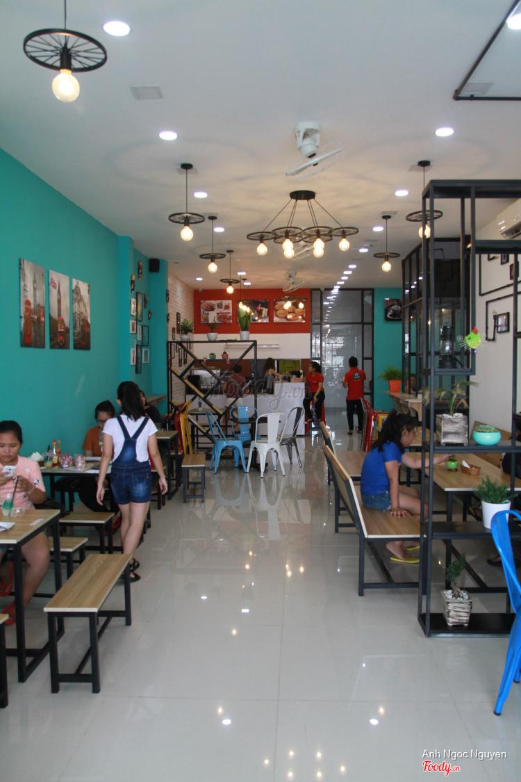 Ichabaa - Fastfood & Drink - 2 Tháng 4 ở Khánh Hoà