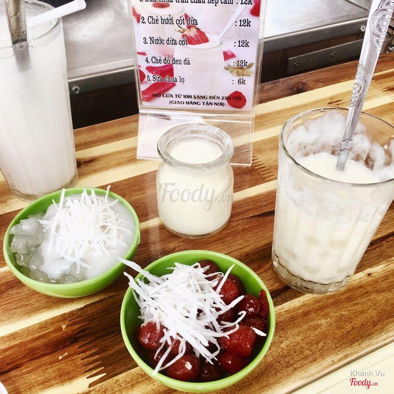 Sữa chua chân trâu cốt dừa