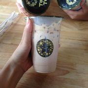 trà sữa bánh pudding - 45k