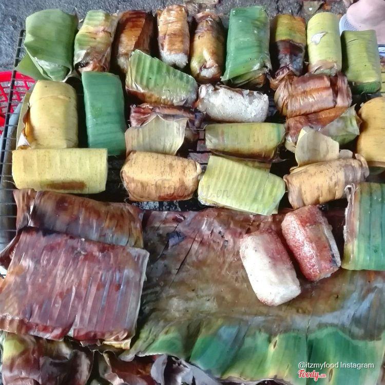 Chè Chuối Nướng - Chợ Xóm Mới ở Khánh Hoà