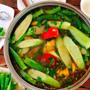 Món Lẩu hải sản [ 180k ].. Ngon - Bổ - Rẻ