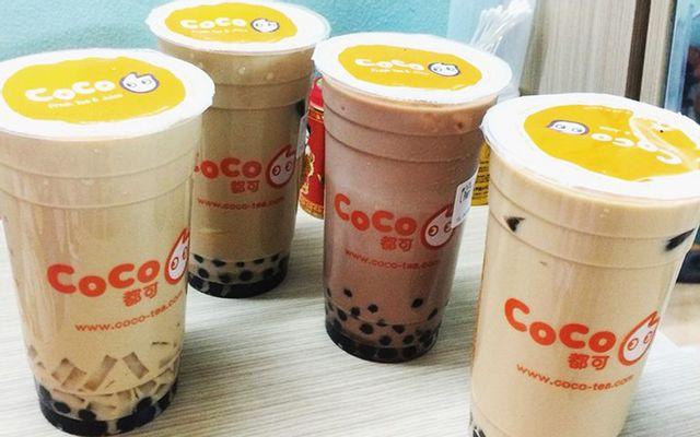 CoCo Fresh Tea & Juice - Láng Hạ