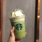 Matcha ice- blended