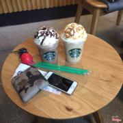 Starbucks thì is the best rồi còn gì nữa. Mình khá là nghiệm vị java chip 👍🏿