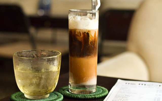 Miss Icy Coffee