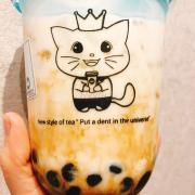 Xanh sữa trân châu đường đen trà thanh thơm cộng vs trân châu đường đen siêu ngon 殺 mình uống nhạt nên hay giảm độ ngọt cho bớt ngọt hehe