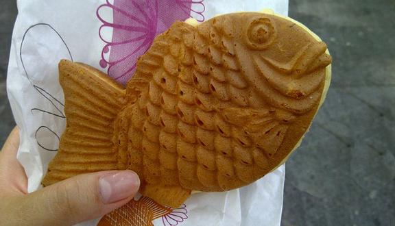 Bánh Cá Taiyaki - Trần Hưng Đạo
