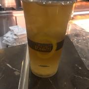 Lục trà maku thạch trân châu trắng ngon lắm luôn,vị trà vừa phải,mình chọn 50% đường thấy ok lắm nè,sẽ ủng hộ dài dài