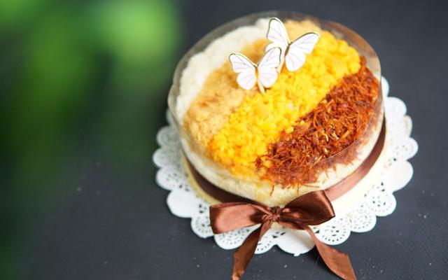 Bánh Nhà Mình - Bánh Bông Lan Trứng Muối Phú Nhuận