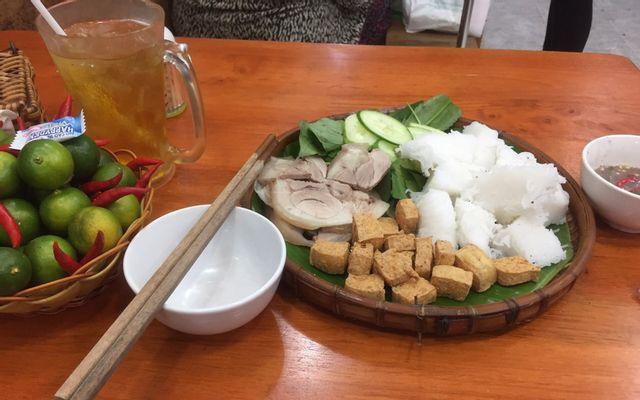 Bún Đậu Mắm Tôm Hà Nội