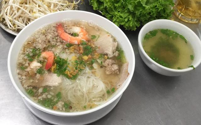 Hủ Tiếu Nam Vang Sài Gòn - Hàm Nghi