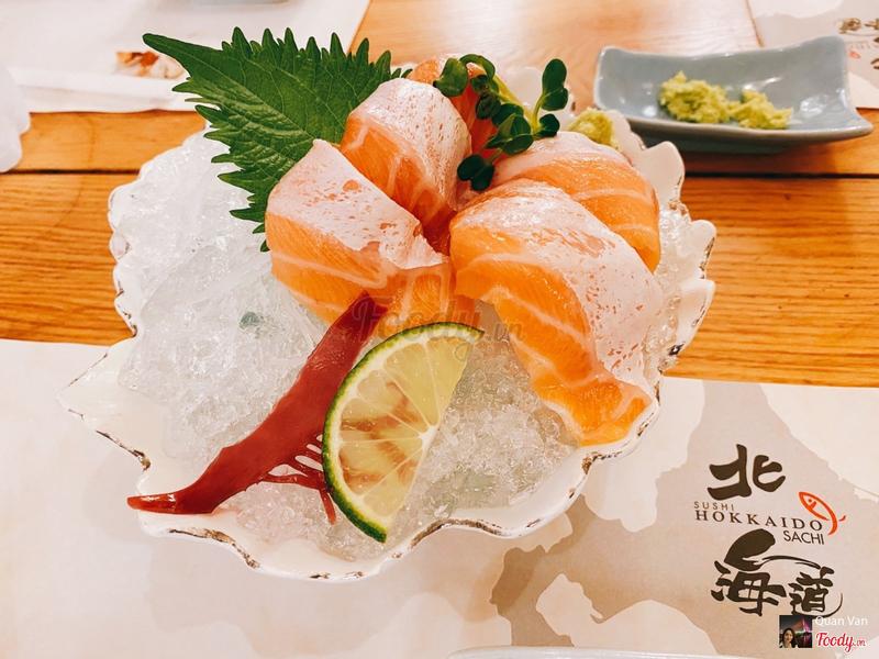 Toro salmon