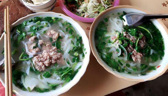 Phở Bò, Mì Xào & Cơm Rang - Chùa Láng
