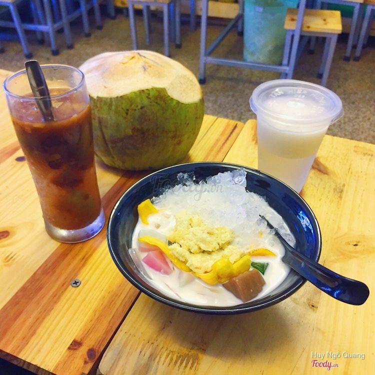 Quả Quán - Dừa Xiêm & Đồ Ăn Vặt ở Hà Nội