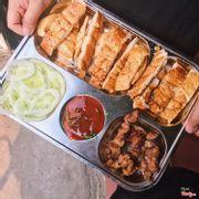 bánh mì nướng Lạng Sơn