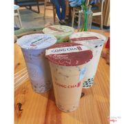 Trà sữa Gongcha các loại