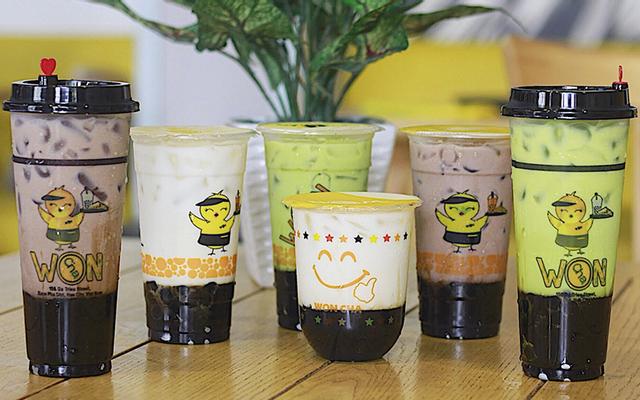 Trà Sữa Won Cha - Bà Triệu