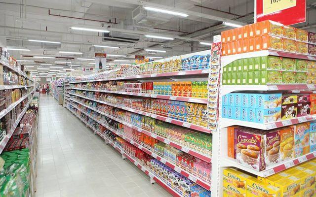 Siêu Thị Auchan - Âu Cơ
