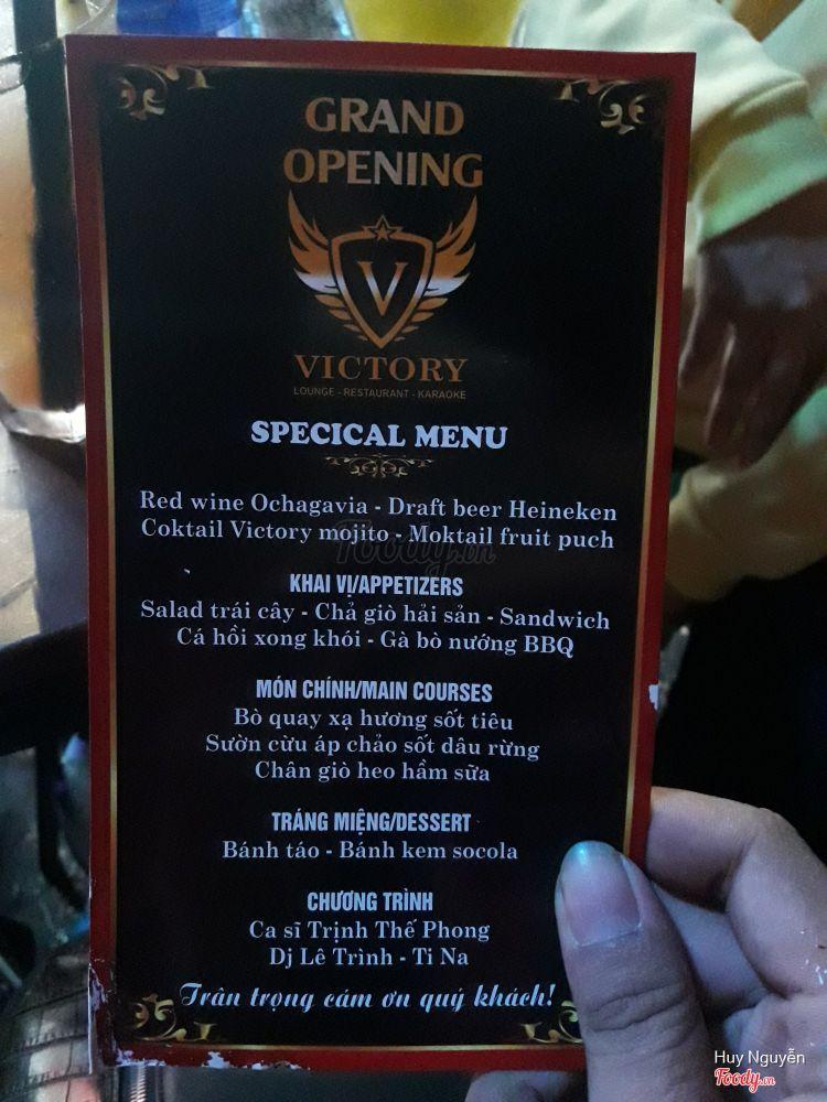 Victory Lounge Restaurant & Karaoke - 2 Tháng 9 ở Đà Nẵng