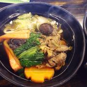 Mì Udon thịt Bò
