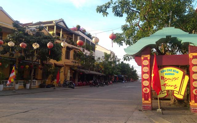 Chợ Đêm Nguyễn Hoàng