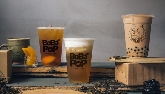 Trà Sữa Bobapop - Trần Quốc Toản