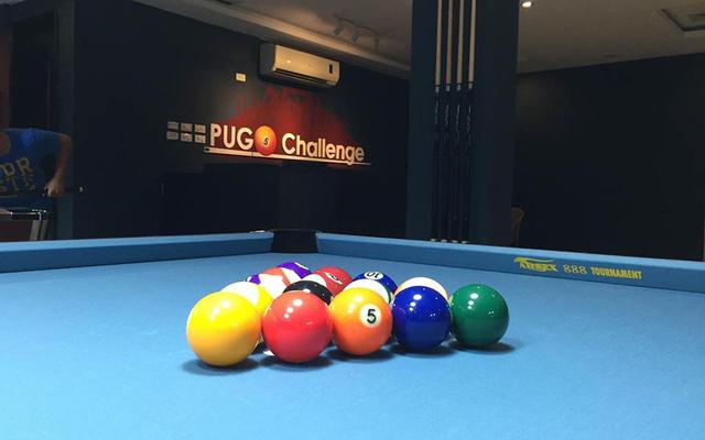 Pugo Challenge - Billiard Club