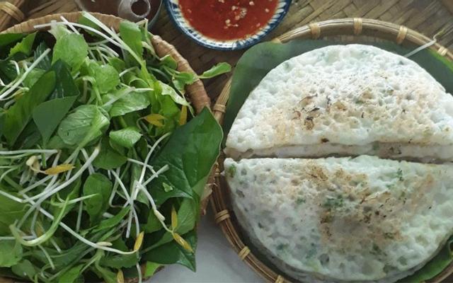 Bánh Xèo Quảng Ngãi - Hồ Văn Long