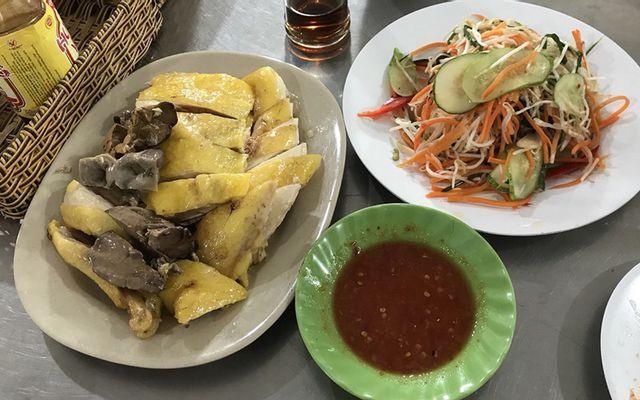 Cơm Gà Hạnh Hương