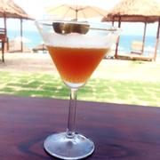 Cocktail & beach