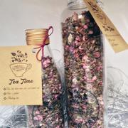 Trà hoa anh đào (70k/ chai 180ml -  130k/ chai 350ml)