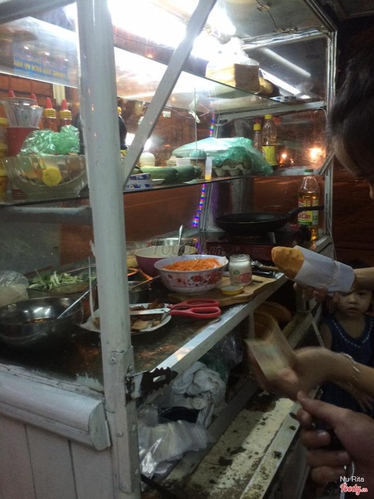 Bánh Mì Chả ở Khánh Hoà