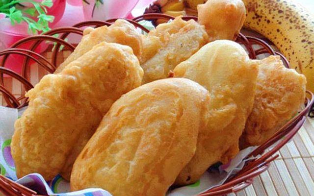 Bánh Chuối Chiên - Hoàng Văn Thụ