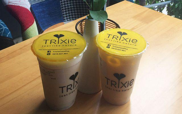 Trà Sữa Trixie - Trần Phú