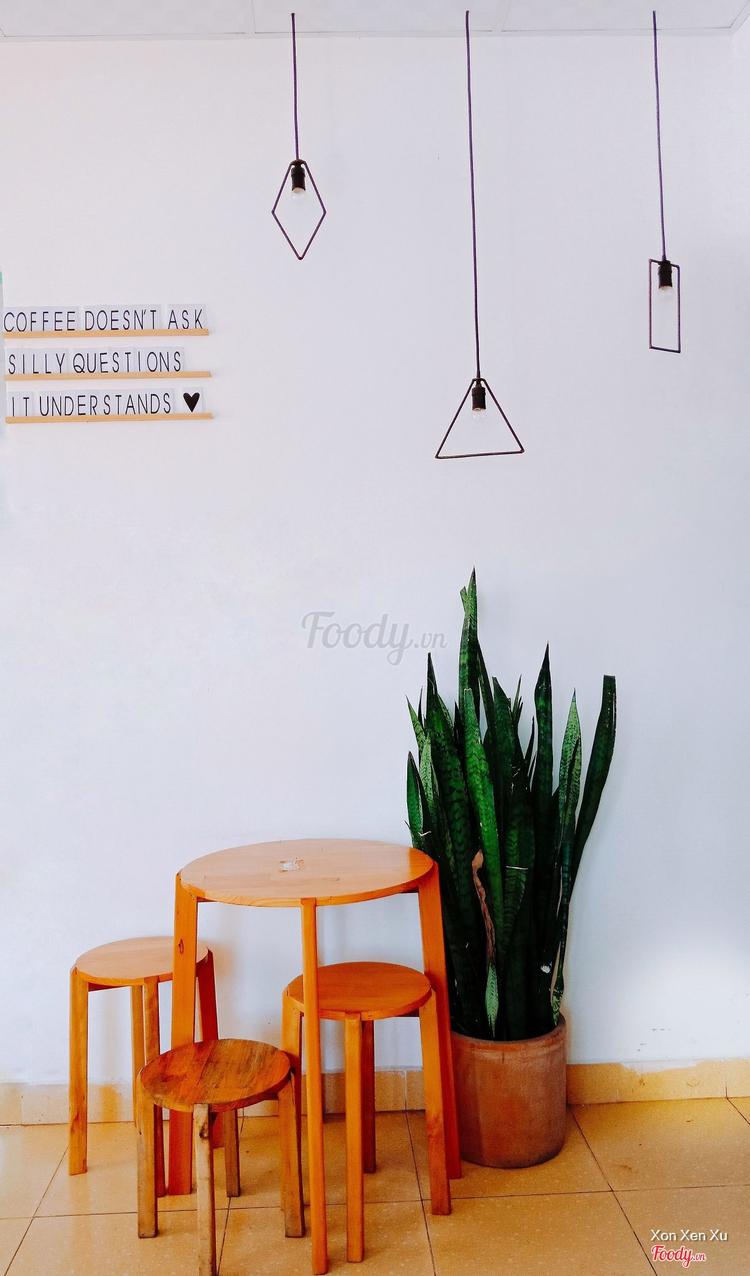 Coffee By Us ở Khánh Hoà
