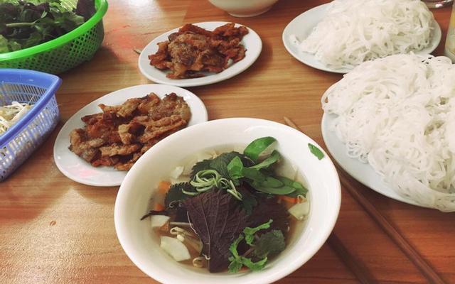 Dung Bằng - Bún Chả