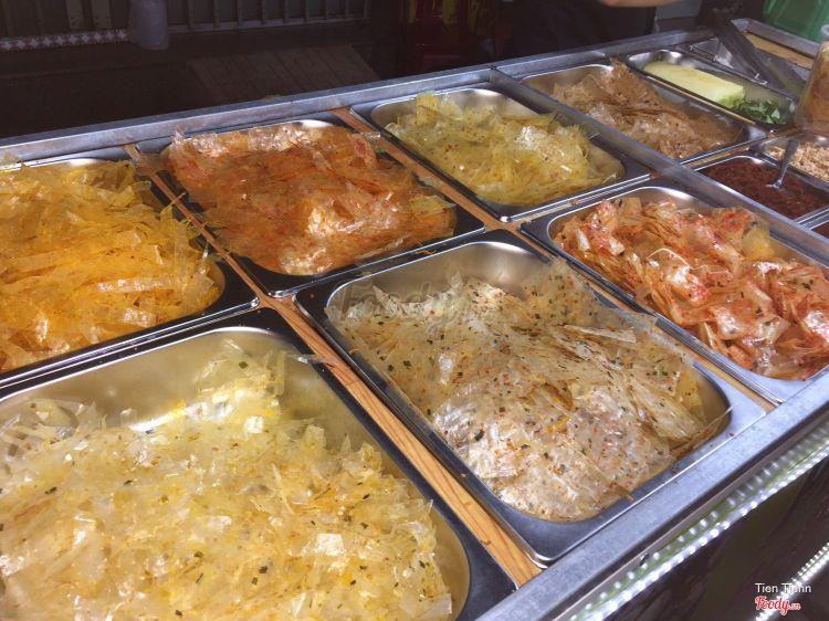 Phương Vy - Bánh Tráng Trộn Tự Chọn ở Khánh Hoà