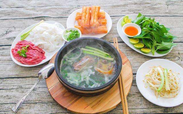 Phở Việt Nam - Homemade - Trần Quốc Toản