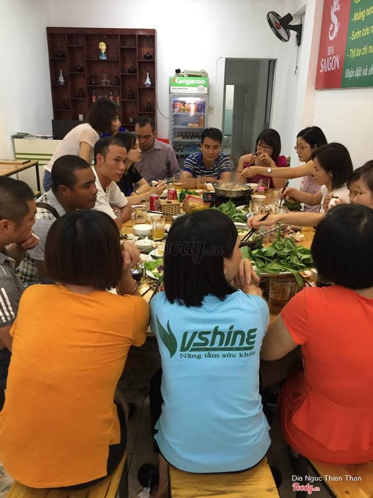 Anh Em Quán - Đặc Sản Cò & Gà Đồi ở Hà Nội