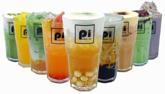 Pi Coffee & Tea - Trà Sữa Kem Trứng Cháy - Lê Quý Đôn
