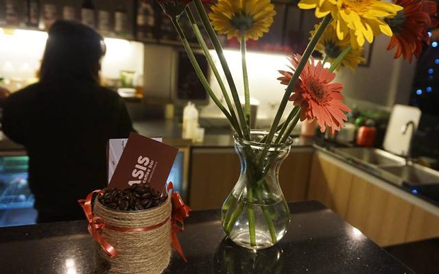 Oasis - The Coffee Bar