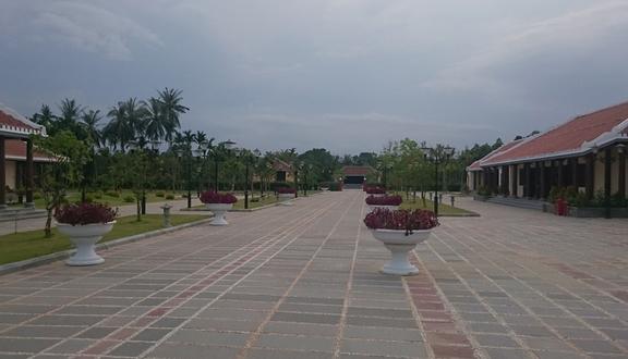 Khu Tưởng Niệm Đồng Chí Võ Chí Công