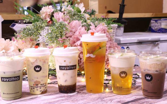Royaltea - Trà Sữa Hồng Kông - Lê Bình