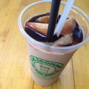 Sapo + cafe