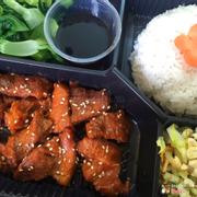 Cơm Thịt Xá Xíu HongKong